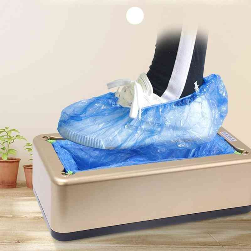 Automatic Shoe Covers Machine, One-time Film Foot Set New Shoes