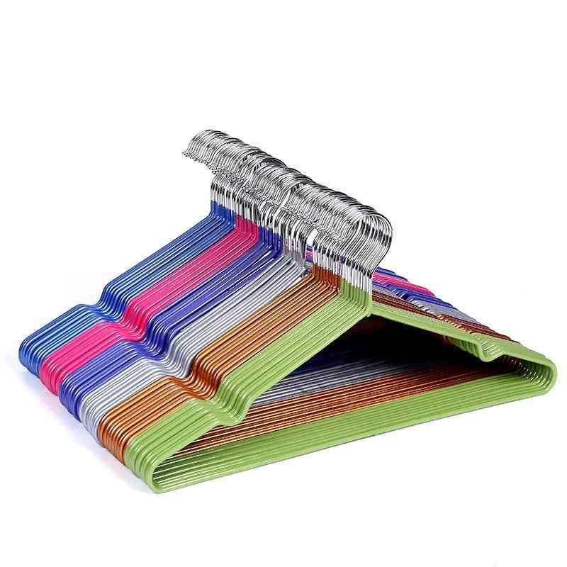 Rubber &stainless Steel Hangers- Non-slip Hanger