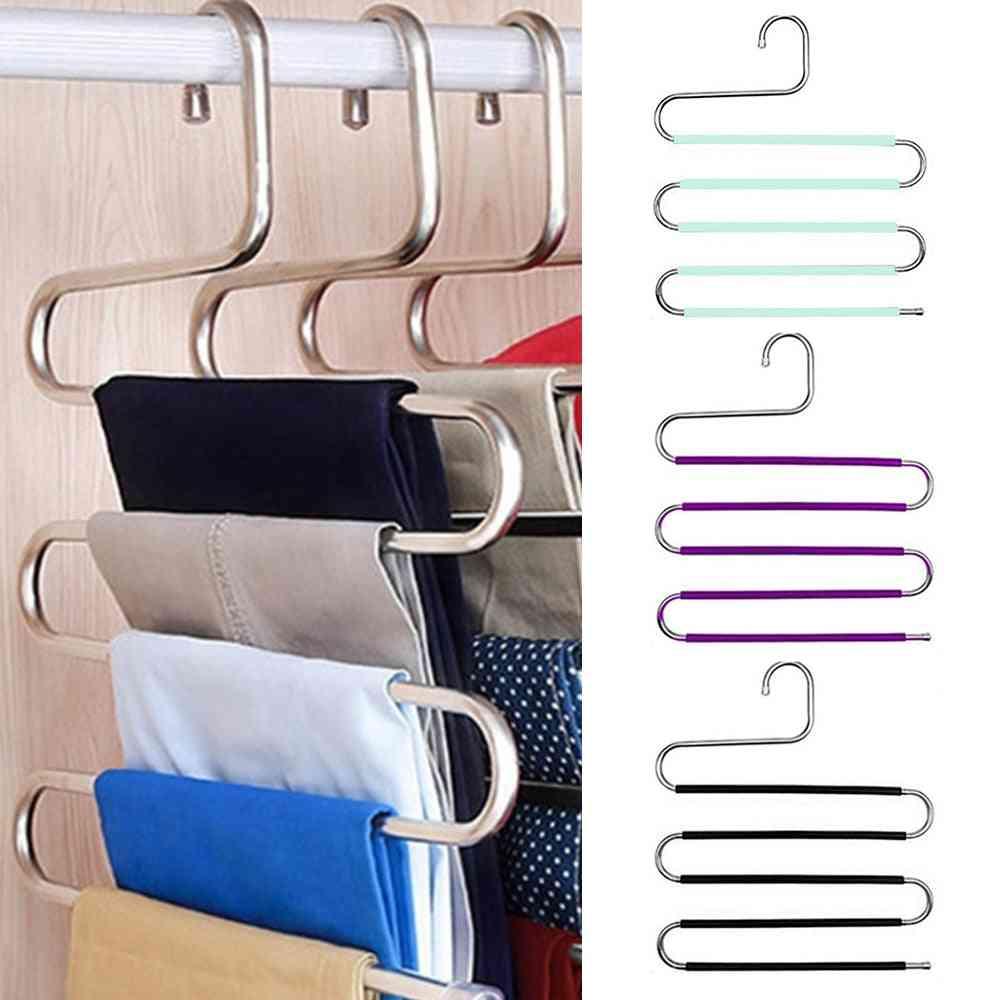 Clothes Hangers, Pants Storage Hangers