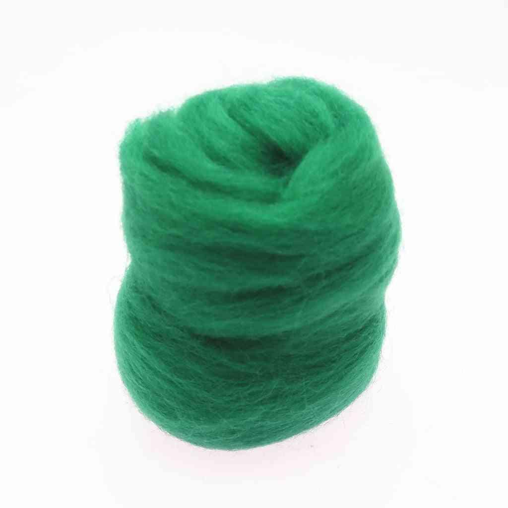 Wool Fibre Felt Craft, Felting Wool Craft