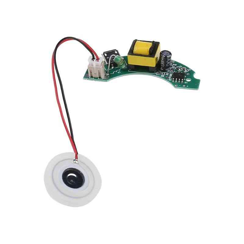 Usb Mini Humidifier Diy Kits, Mist Maker And Driver Circuit Board, Fogger Atomization Film Atomizer Sheet