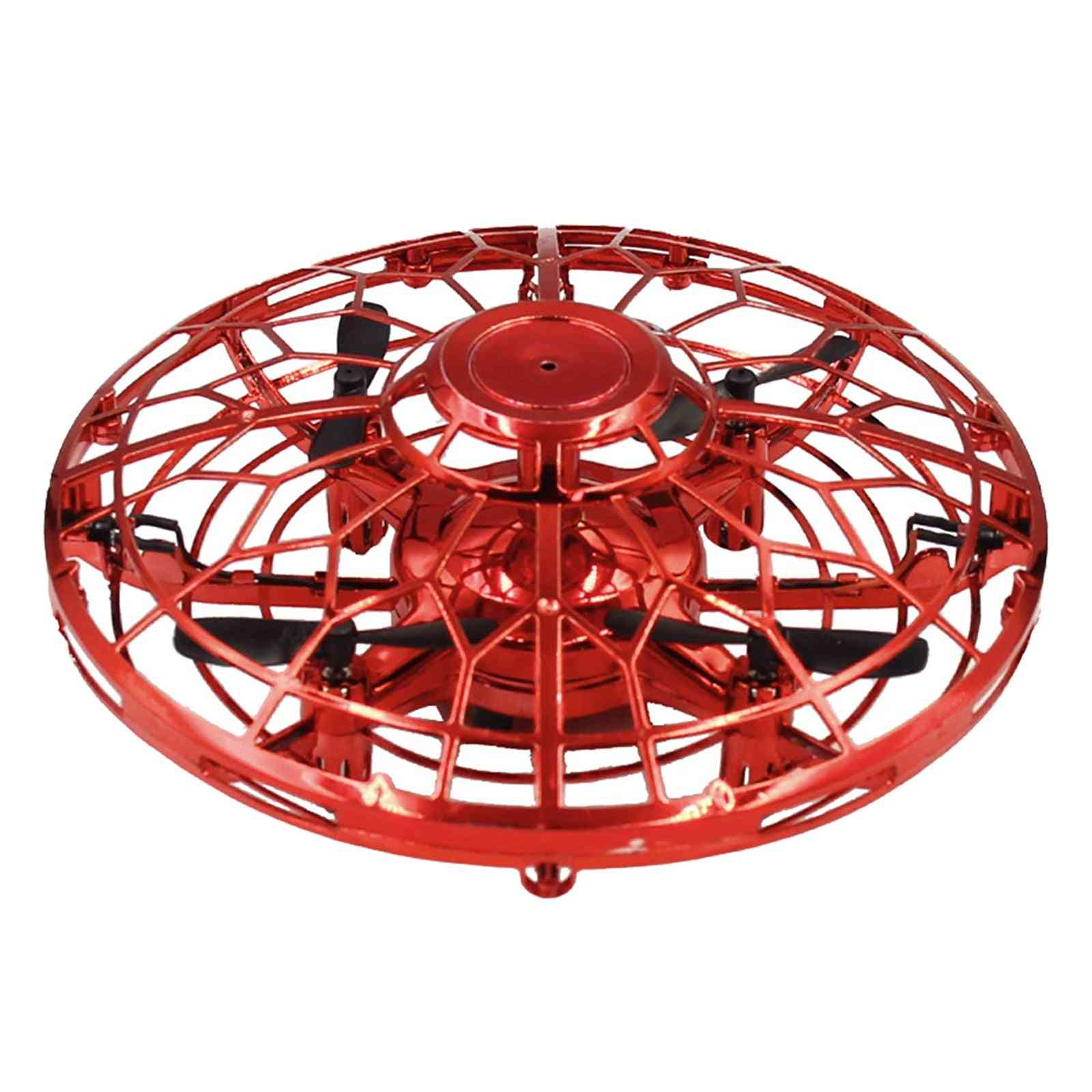 Toys For Children, Hand Operated, Mini Drone For Kids, Flying Ball Helicopter Infrared