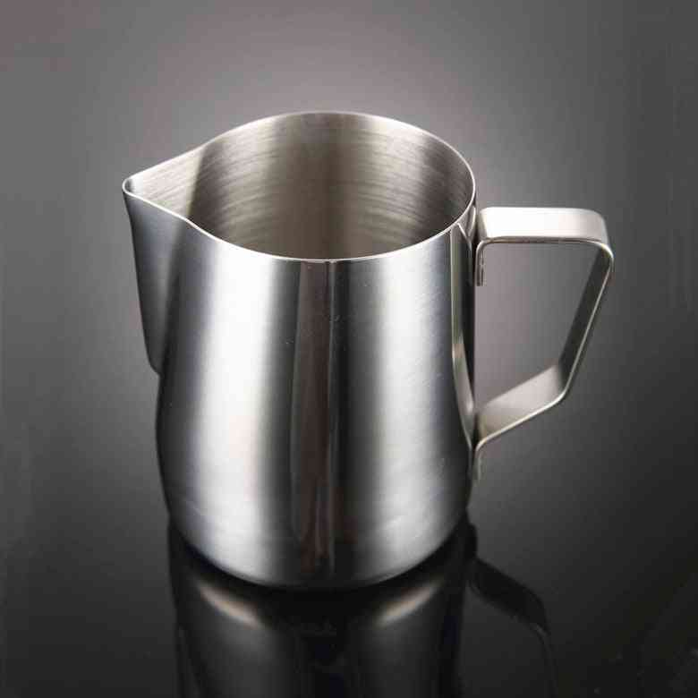 Fantastic Kitchen Stainless Steel Milk Frothing Jug Pitcher