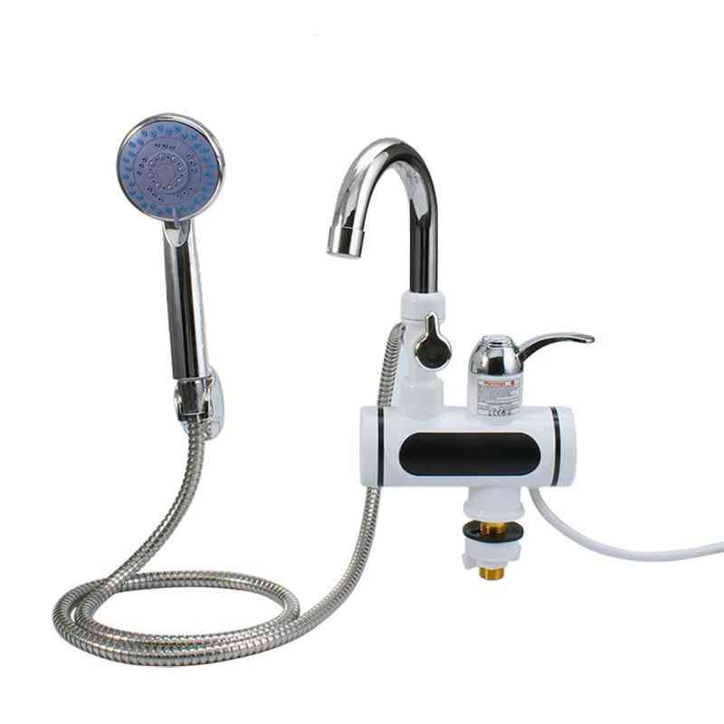 Electric Cold Heating Tap Shower