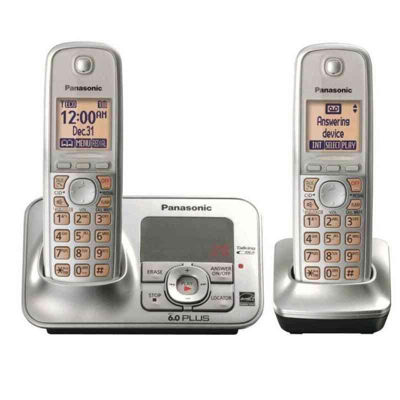 Backlit Lcd Wireless Telephone