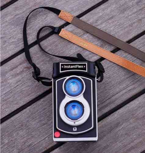 Leather Strap, Instant Camera