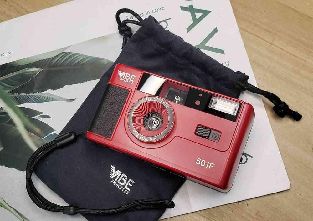 Retro Reusable, Non-disposable Film Camera