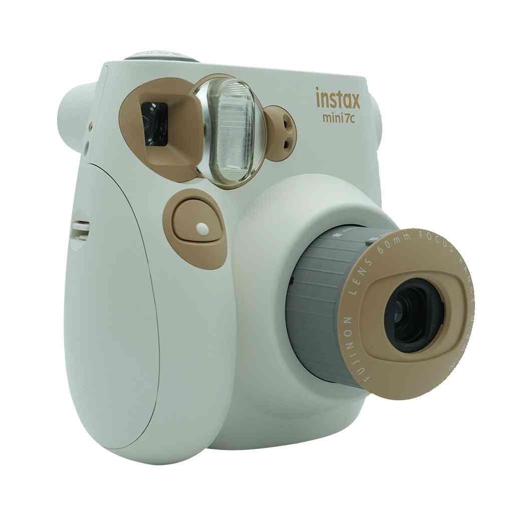 Mini Instant Film Photo Camera