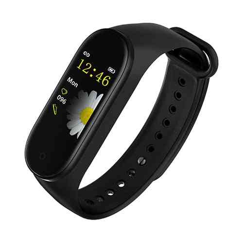 Smart Band, Fitness Wristband, Blood Pressure Heart Rate Monitor, Activity Tracker Bracelet