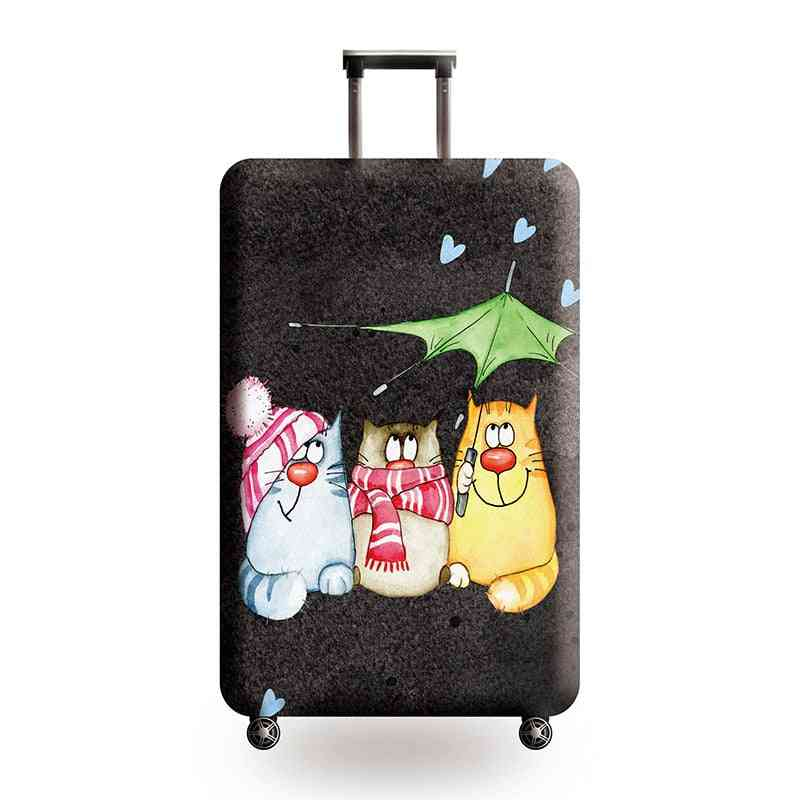 New Suitcase Elastic Dust Cover Luggage Case Cover