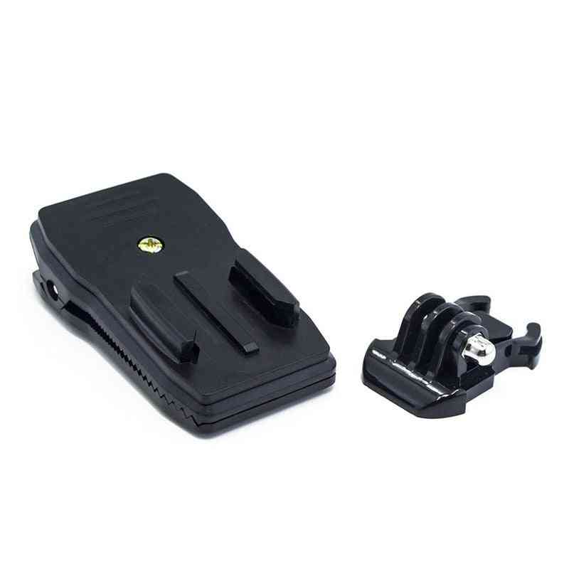 Quick Clip Backpack, Rucksack Hat Clamp Mount Adapter