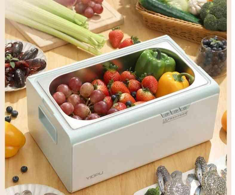 Ultrasonic Sterilize Fruit And Vegetable Washer