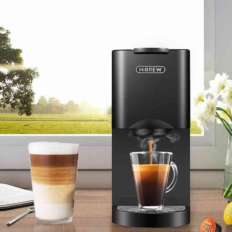 Coffee Machine, 4in1 Multiple Capsule Coffee Maker