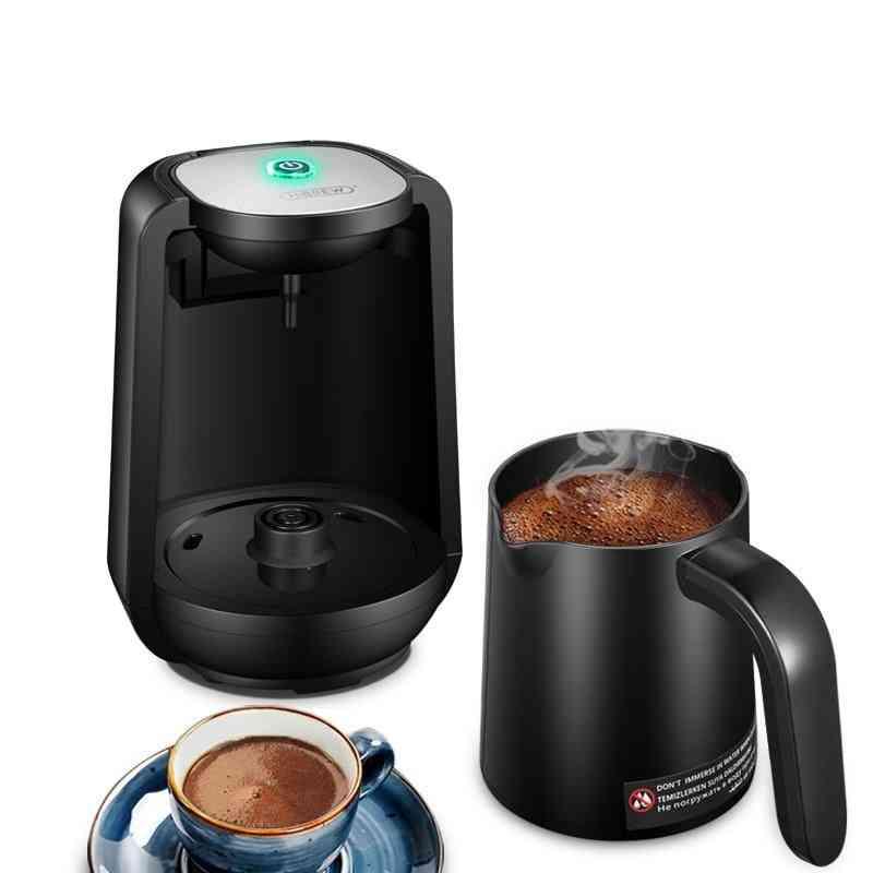 Turkish Coffee Machine, Cordless Electric Pot