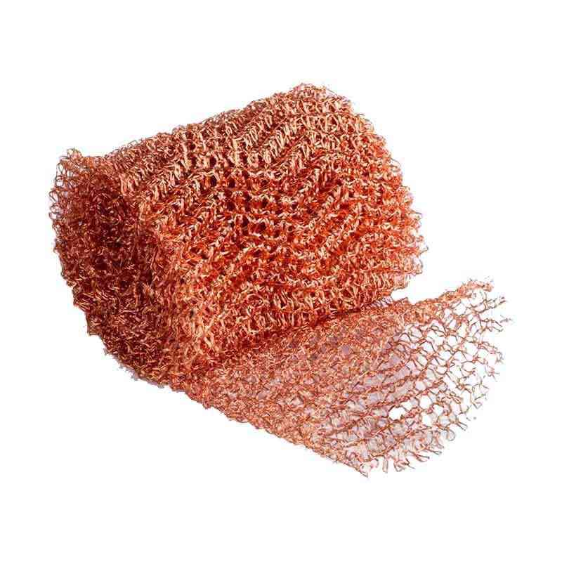 Sanitary Food Grade Wires Pure Copper Mesh Woven Filter