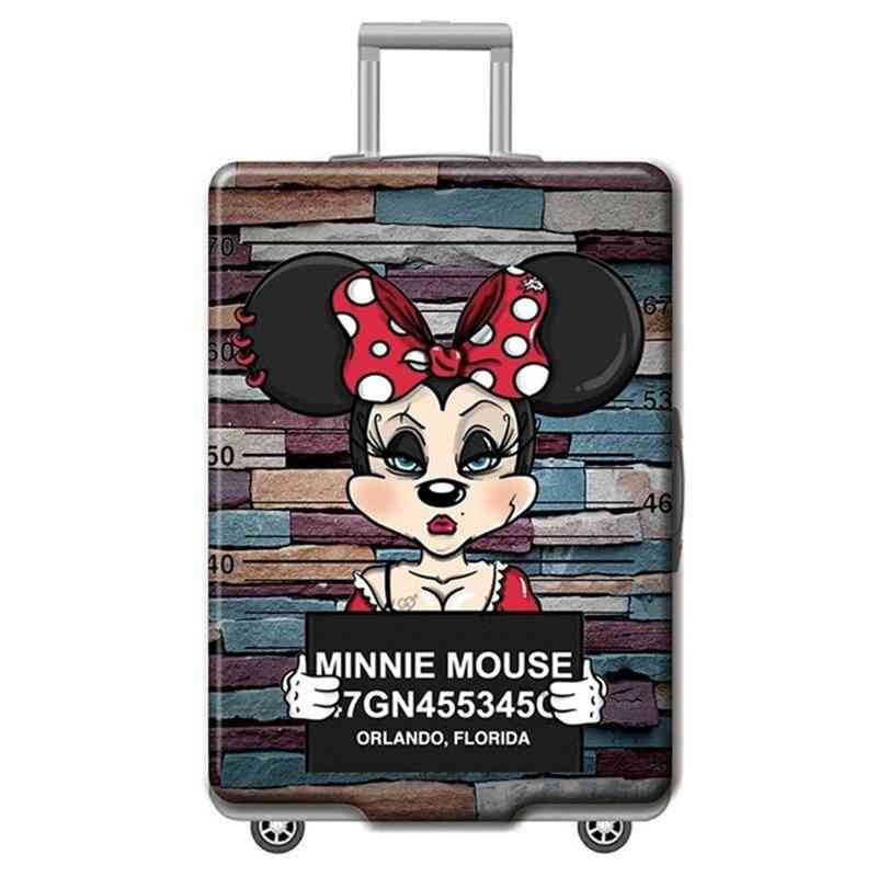 Luggage Suitcase Trolley Case Dust Cover
