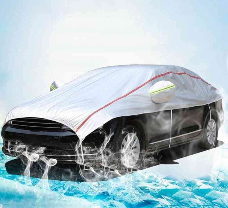 Universal Car Waterproof Uv Snow Dust Resistant Auto Cover