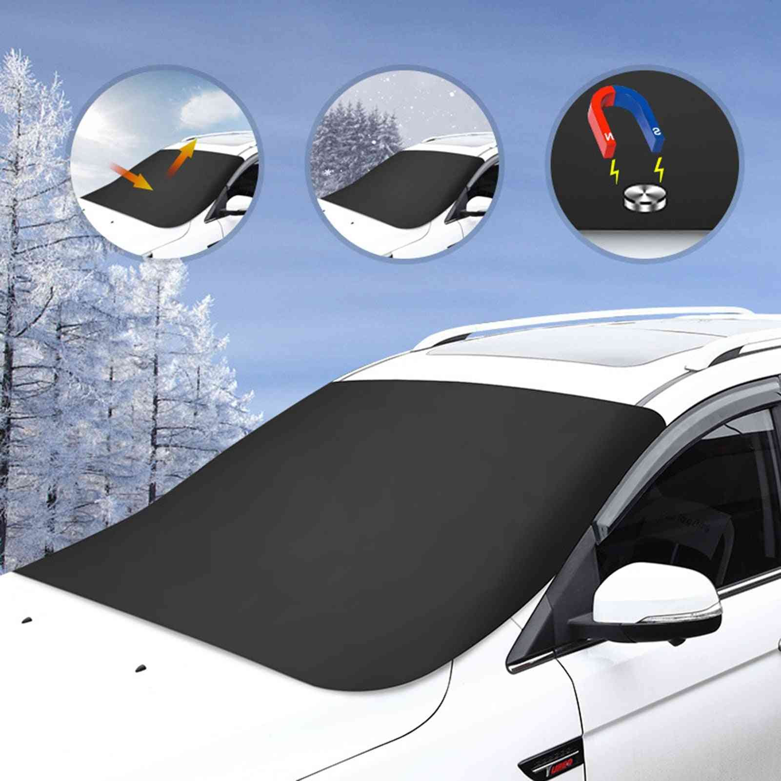 Universal Car Snow Front Protector Cover