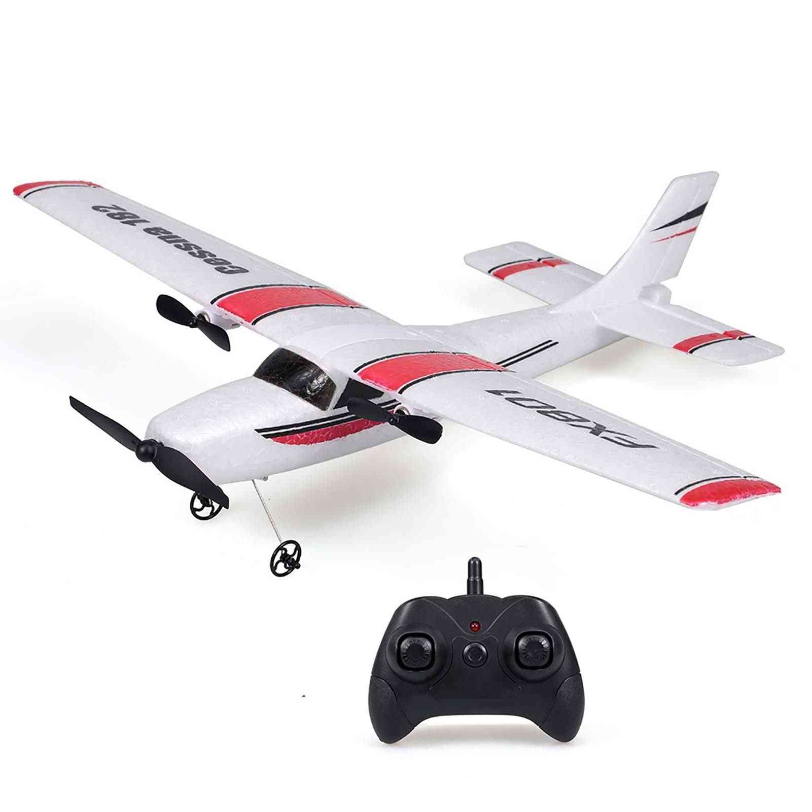 Rc Plane, Airplane Durable, Outdoor Aircraft Model For Beginner