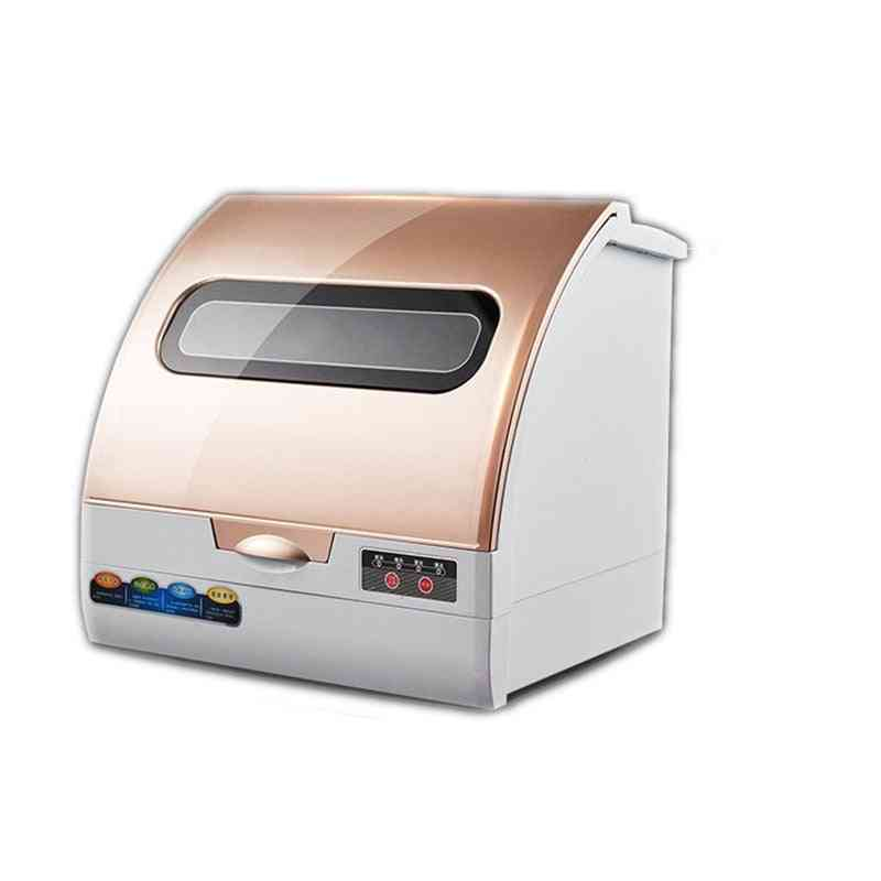 Intelligent Full-automatic Dishwasher Domestic Desk
