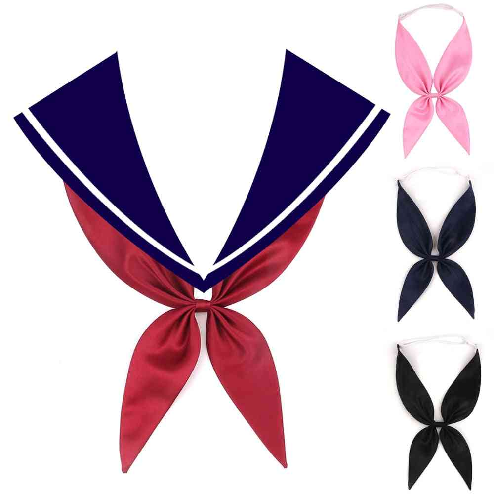 Ladies Bow Tie Classic Shirts Bow Tie
