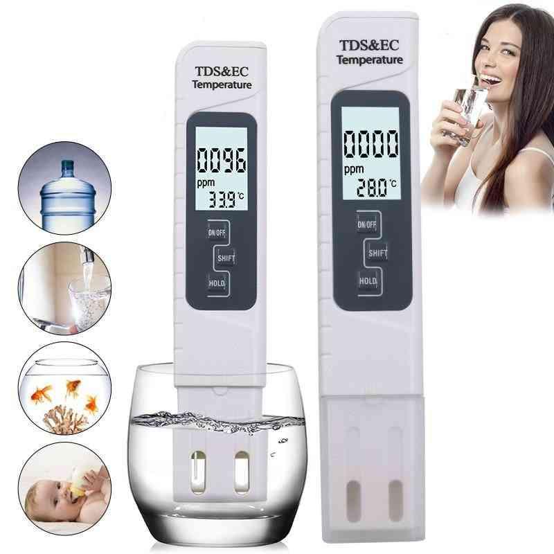 Portable Digital Ph Meter 0.00-14.0 Ph Tester