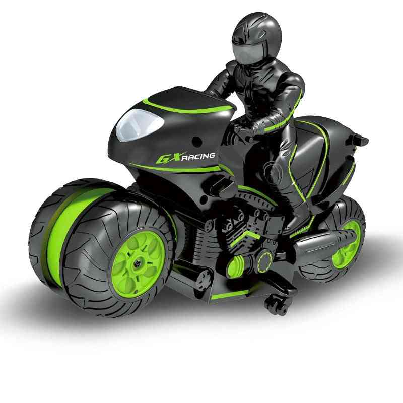 High-speed Remote Control Stunt Kids Motorcycle Toy