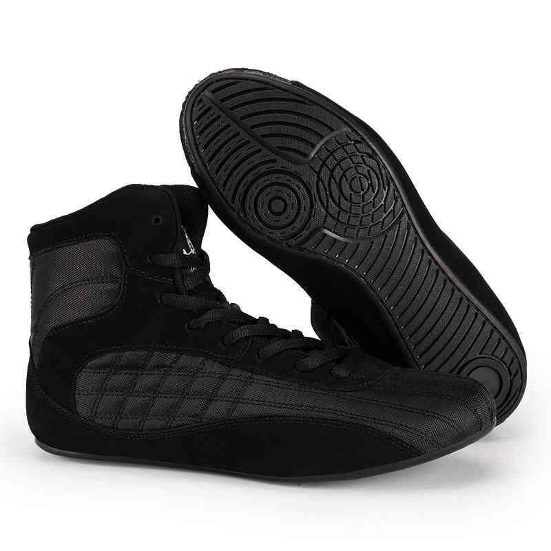 Men Professional Boxing Shoes