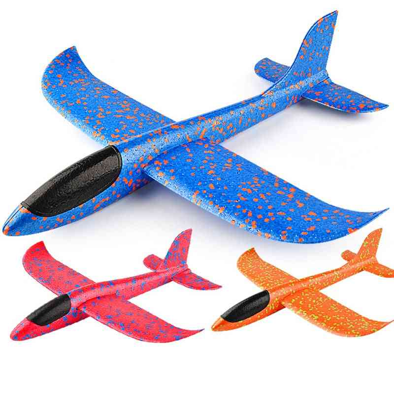 Hand Launch 35cm Flying Throw Airplane Outdoor Sports