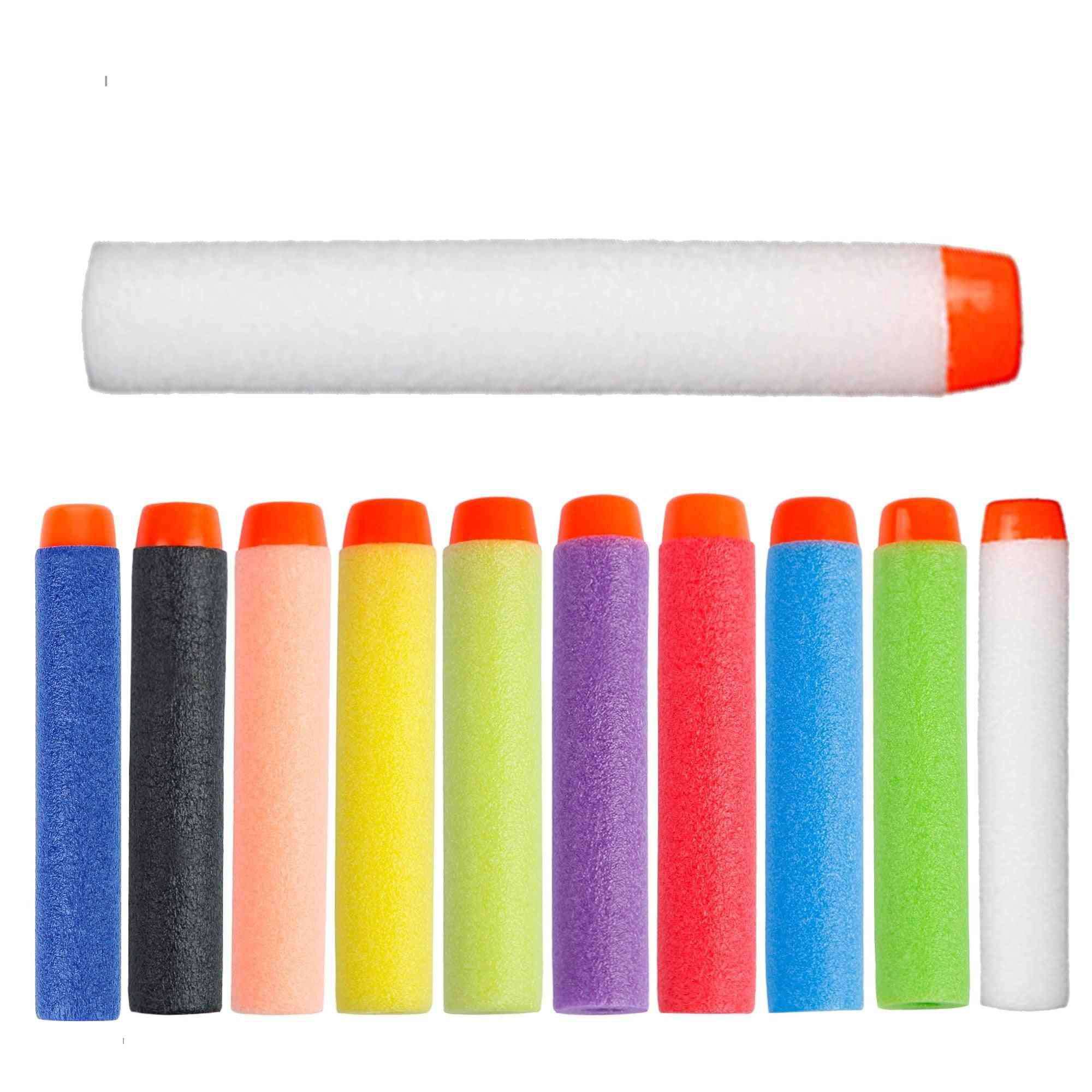 30pc Darts For Nerf Soft Hollow Hole Head Refill Darts Toy