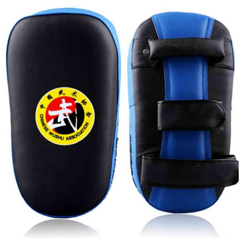Punching Target Bag Pad Punch Kick Boxing Gloves