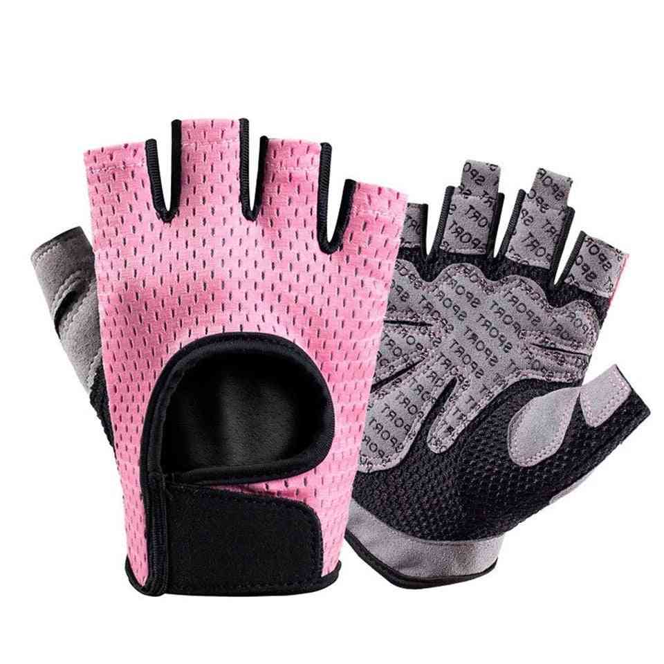 Breathable Silicone Fitness Gloves