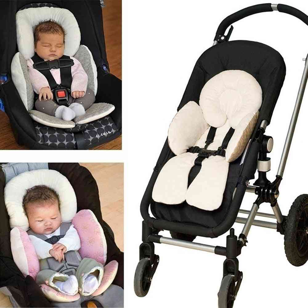 Baby Stroller, Body Support Pad Mat Compliance Car Seat