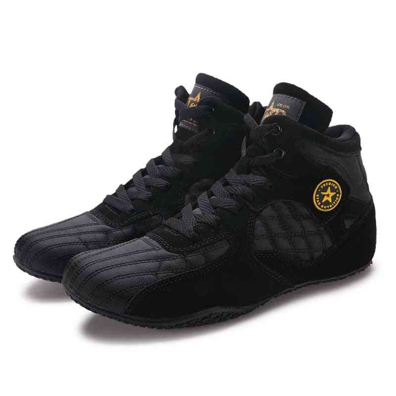 Men Super Quality Professional Boxing Fighting Shoes