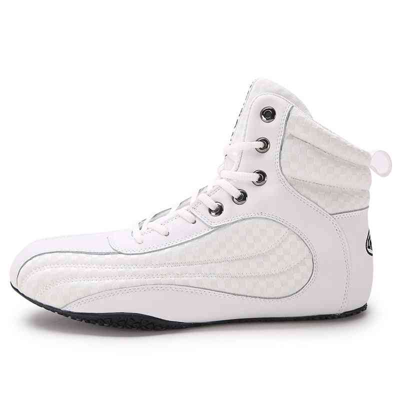Boxing Shoes For Men, Breathable Comfortable Boxing Sneakers