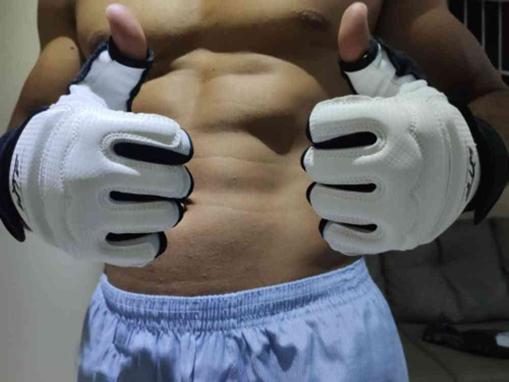 High-quality Pu Hand Gloves, Foot Socks Protector Gloves