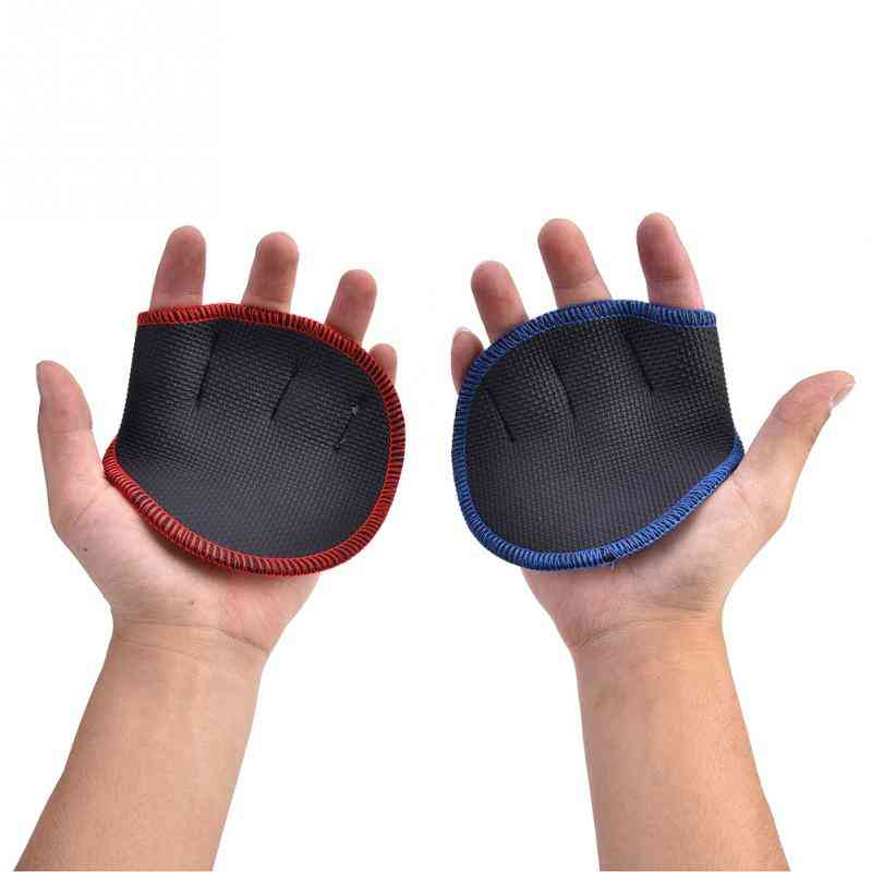 Anti Skid Weight Lifting Training Gloves, Fitness Sports Dumbbell Grips Pads