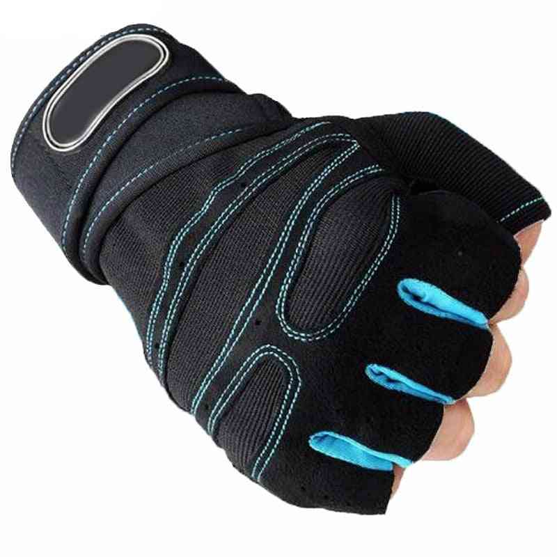 Sports Exercise Half Finger Weight Lifting Gloves