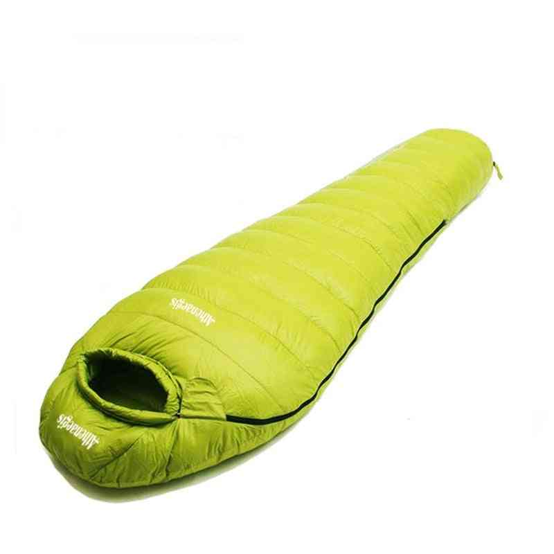 Athenaegis White Goose Down 2000g Filling Adult Use Sleeping Bag