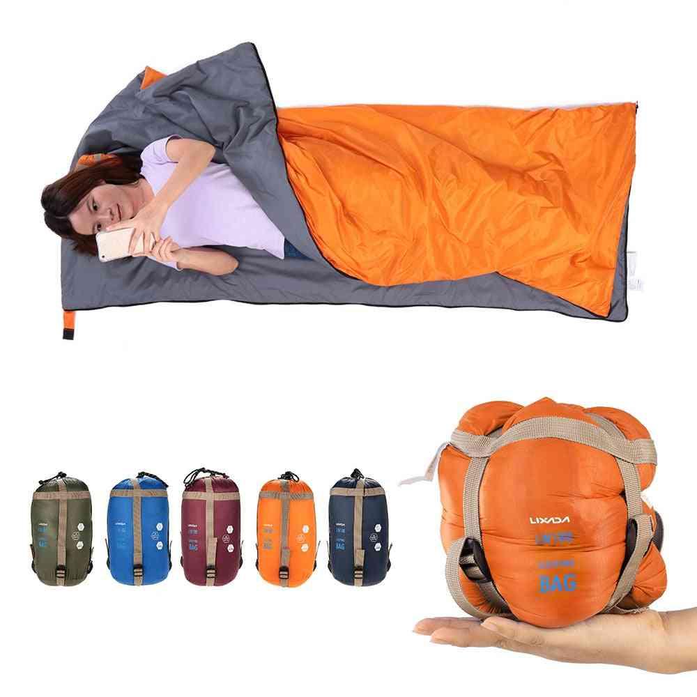 Camping Envelope Sleeping Bag