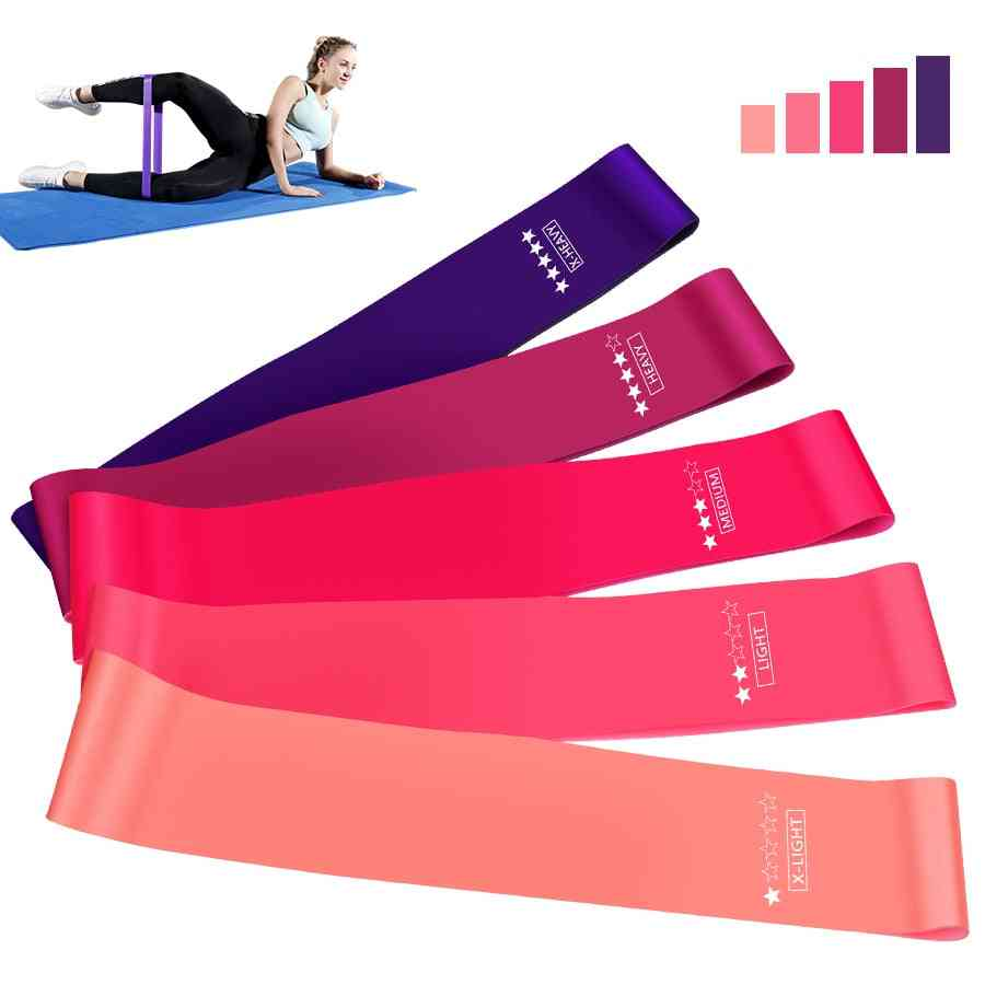 Fitness Elastic Rubber Bands