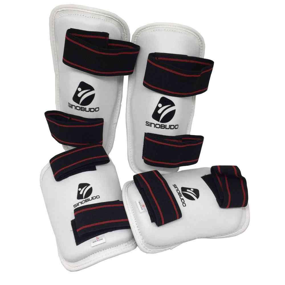 Kick Boxing Protector Shin Pads