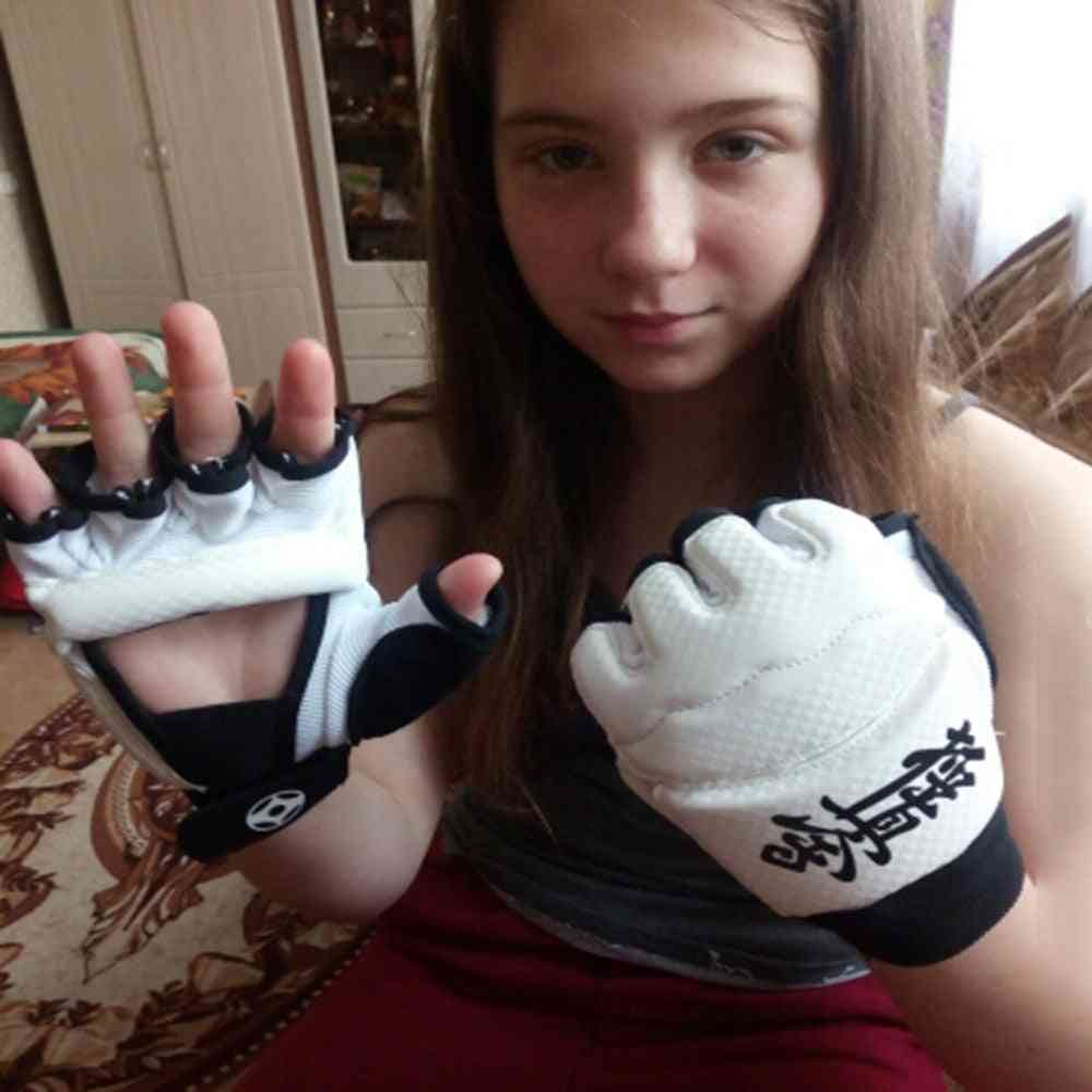 Professional Martial Arts Boxing Fighting Gloves