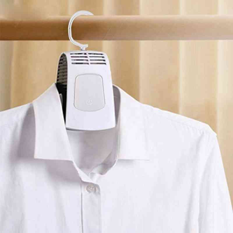 Portable High Power Clothes Drying Rack One-button Smart Folding Hang Dryer