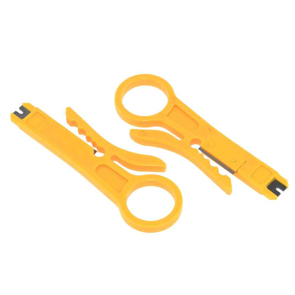Wire Stripper Knife Crimper Pliers Crimping Tool