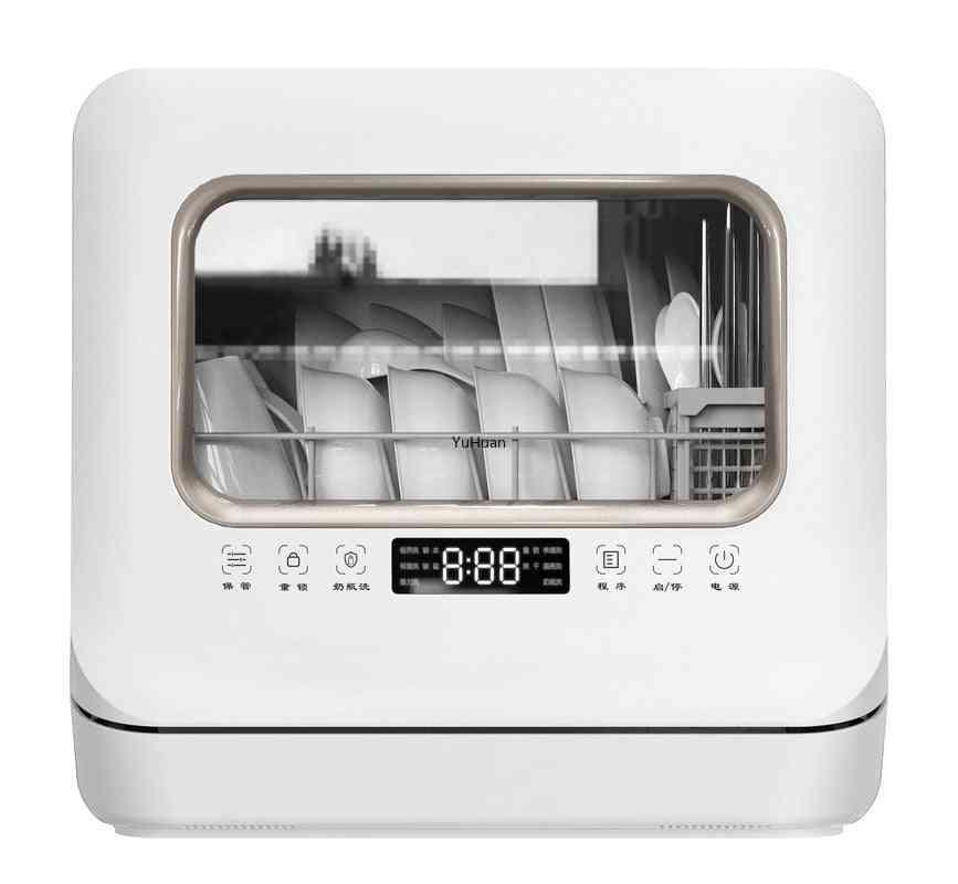Household 220v Front Open Dishwasher