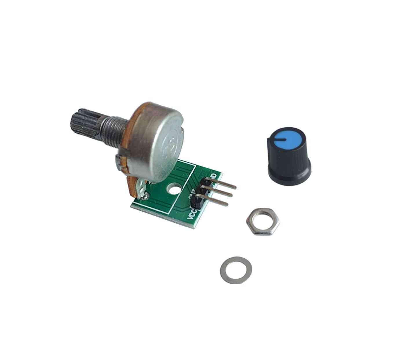 10k 10 K Value Lap Is Adjustable Module Adjustable Potentiometer Module