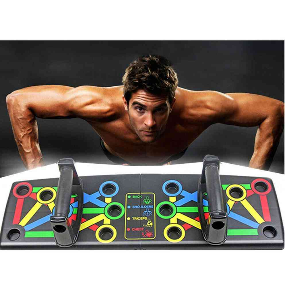 Home Fitness Exercise Equipment Body Training Push-up Board