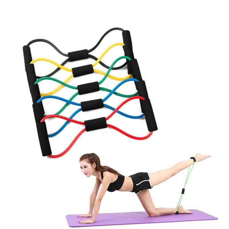Rope Yoga Stretch Strap