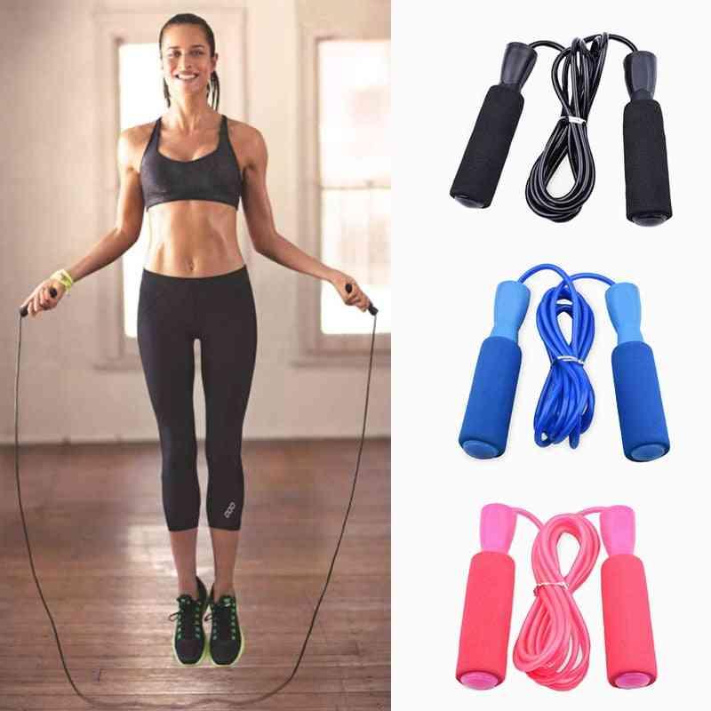 Skipping Fat Burning Fitness Exercise Training Jump Rope